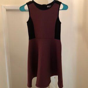 Girls DKNY dressy dress.